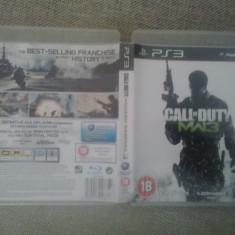 Call of duty - Modern warfare 3 - MW3 - Joc PS3 ( GameLand ) - Jocuri PS3, Shooting, 18+, Multiplayer