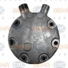 Chiulasa, compresor - HELLA 8FZ 351 184-221 - Compresoare aer conditionat auto