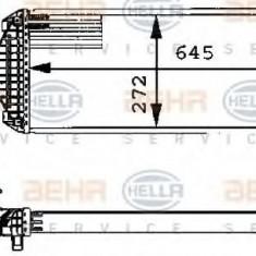 Intercooler, compresor MERCEDES-BENZ T2/LN1 caroserie inchisa/combi 814 D - BEHR HELLA SERVICE 8ML 376 723-681 - Intercooler turbo