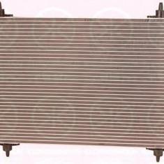 Condensator, climatizare CITROËN XSARA PICASSO 1.6 HDi - KLOKKERHOLM 0551305241 - Radiator aer conditionat
