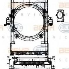 Modul racire IVECO Stralis AS 440S48 - HELLA 8MK 376 722-211