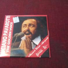 CD LUCIANO PAVAROTTI - THE GOLDEN VOICE - Muzica Opera, VINIL