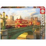 Puzzle 2000 Piese Podul Westminster Din Londra