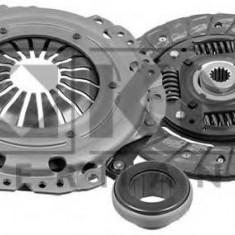 Set ambreiaj OPEL ASTRA F hatchback 1.6 Si - KM Germany 069 1157 - Kit ambreiaj