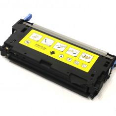 Cartus compatibil XEROX partial folosit cu 72% toner (HP 503A) Yellow pentru HP Color Laserjet 3800