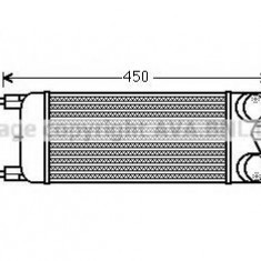 Intercooler, compresor PEUGEOT 508 1.6 THP - AVA QUALITY COOLING CN4267 - Intercooler turbo