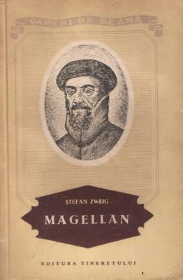 Magellan de Ştefan Zweig foto