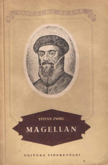 Magellan de Ştefan Zweig