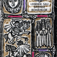 Legende sau basmele românilor de Petre Ispirescu - Carte Basme