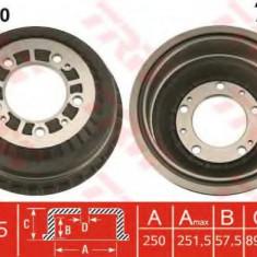 Tambur frana LADA NIVA 1600 - TRW DB4170 - Saboti frana auto