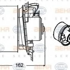 Ventilator, habitaclu - HELLA 8EW 351 332-331 - Motor Ventilator Incalzire