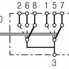Comutator - HELLA 6RH 007 832-701
