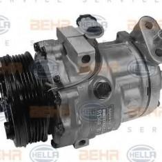 Compresor, climatizare - HELLA 8FK 351 127-191 - Compresoare aer conditionat auto