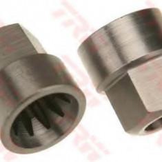 Set accesorii, etrier frana - TRW PFK5031 - Arc - Piston - Garnitura Etrier
