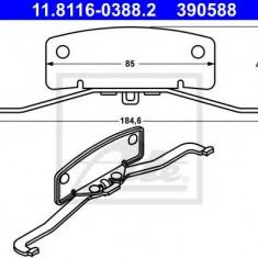 Arc, etrier frana VOLVO V60 2.0 T - ATE 11.8116-0388.2 - Arc - Piston - Garnitura Etrier