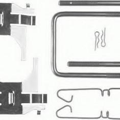 Set accesorii, placute frana SAAB 90 limuzina 2.0 - FERODO FBA411