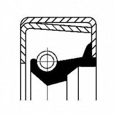 Simering, diferential - CORTECO 01001557B - Cap de bara SWAG