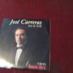 CD JOSE CARRERAS - ARII DE VERDI - Muzica Opera, VINIL