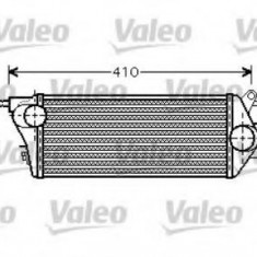 Intercooler, compresor MINI MINI One D - VALEO 818714 - Intercooler turbo