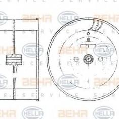 Paleta ventilator, ventilator habitaclu - HELLA 8EW 009 160-131 - Motor Ventilator Incalzire