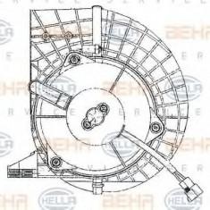 Ventilator, habitaclu SUZUKI SIDEKICK 2.0 TD tractiune integrala - HELLA 8EW 009 159-691 - Motor Ventilator Incalzire