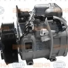 Compresor, climatizare - HELLA 8FK 351 177-001 - Compresoare aer conditionat auto