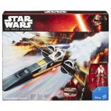 Jucarie Star Wars The Force Awakens Vehicle Poe Dameron'S X-Wing, Hasbro