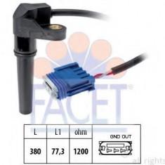 Senzor turatie, cutie de viteza automata CITROËN C8 2.0 16V - FACET 9.0618 - Senzori cutie viteze