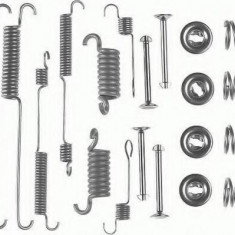 Set accesorii, sabot de frana FORD ESCORT Mk III 1.1 - FERODO FBA24