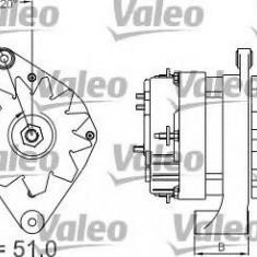 Generator / Alternator - VALEO 439067 - Alternator auto