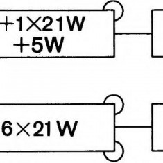 Modul semnalizare - HELLA 4DW 004 639-057 - Relee