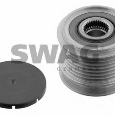 Sistem roata libera, generator MERCEDES-BENZ CLK 200 Kompressor - SWAG 10 93 0150 - Fulie