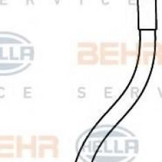 Conducta inalta presiune, aer conditionat PEUGEOT 407 limuzina 2.7 HDi - HELLA 9GS 351 338-001 - Furtunuri aer conditionat auto