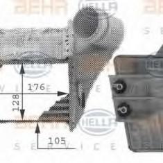 Intercooler, compresor SEAT TOLEDO  1.9 TDI - HELLA 8ML 376 723-161 - Intercooler turbo