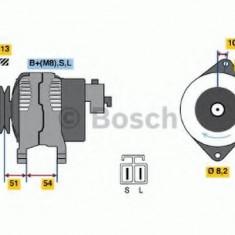 Generator / Alternator MITSUBISHI CHARIOT 2.0 TD - BOSCH 0 986 045 951 - Alternator auto