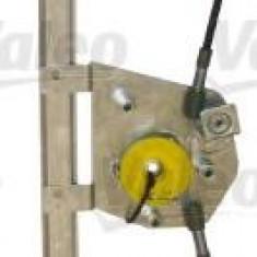 Mecanism actionare geam VAUXHALL ZAFIRA Mk II 1.9 CDTI - VALEO 850863 - Macara geam