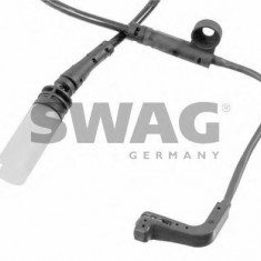 Senzor de avertizare, uzura placute de frana BMW 5 limuzina 520 i - SWAG 20 92 3021 - Senzor placute