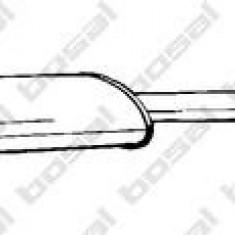 Toba esapamet intermediara CITROËN ZX 1.1 - BOSAL 289-651 - Toba finala auto