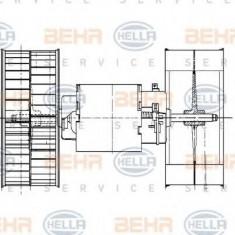 Ventilator, habitaclu MERCEDES-BENZ limuzina 200 - HELLA 8EW 009 100-621 - Motor Ventilator Incalzire