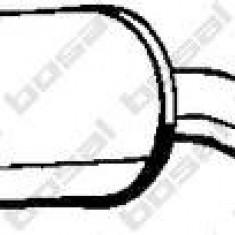 Toba esapamet intermediara AUDI 4000 1.3 - BOSAL 105-943 - Toba finala auto