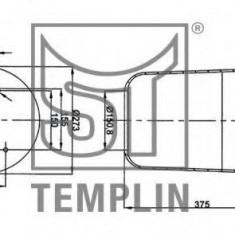 Burduf, suspensie pneumatica - TEMPLIN 04.060.6106.260