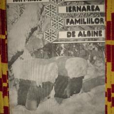Iernarea familiilor de albine an 1988/53pag / apicultura- Ion Miloiu - Carti Zootehnie