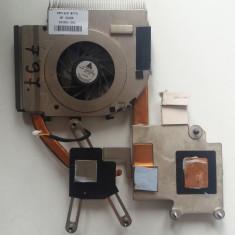 Cooler Ventilator + Racitor Hp dv5 - 1200eo KSB0505HA