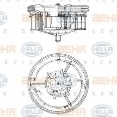 Ventilator, habitaclu - HELLA 8EW 009 160-421 - Motor Ventilator Incalzire