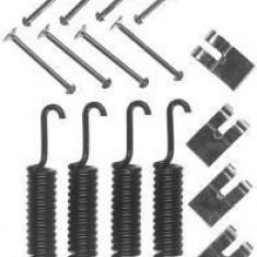 Set accesorii, sabot de frana FORD ESCORT Mk II 1.1 - FERODO FBA2