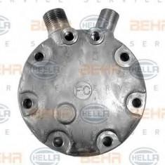 Chiulasa, compresor - HELLA 8FZ 351 184-111 - Compresoare aer conditionat auto