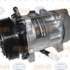 Compresor, climatizare CITROËN ZX 1.9 D - HELLA 8FK 351 126-361 - Compresoare aer conditionat auto