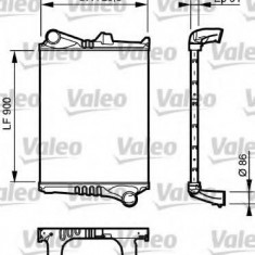 Intercooler, compresor VOLVO FM 12 FM 12/340 - VALEO 817775 - Intercooler turbo