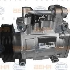 Compresor, climatizare - HELLA 8FK 351 177-011 - Compresoare aer conditionat auto