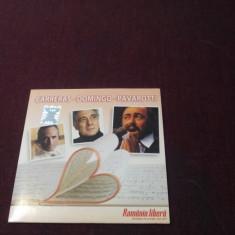 CD CD CARRERAS DOMINGO PAVAROTTI - Muzica Opera, VINIL